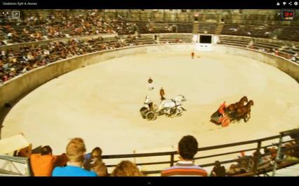 Gladiators, Arena (video).